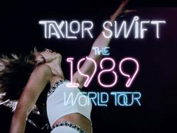 Taylor Swift's '1989 World Tour Live' now available on Apple Music