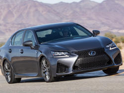 Lexus GS F First Drive: The everyday track car