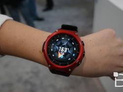 Casio's badass Android Wear watch launches March 25