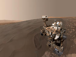 Explore the Surface of Mars in NASA's new 360 video