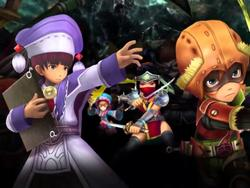 Final Fantasy Explorers launch trailer - Be sure to bring a friend or three