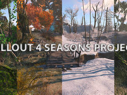 Fallout 4 gets a seasons mod adding fall, winter, spring and summer