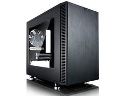 Fractal Design's Nano S Case Brings Quiet Computing to Little Builds