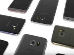 Galaxy S7, S7 edge and S7 edge Plus all revealed in new leak