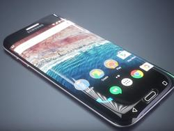 Galaxy S7 concept predicts Samsung's curviest phone ever