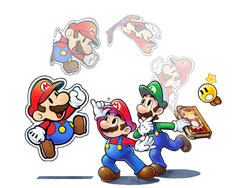 Mario & Luigi: Paper Jam review: An adequate romp with some flair