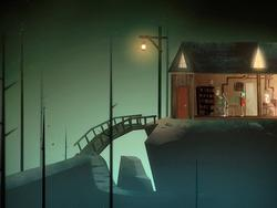 Oxenfree, one of our favorite games from 2016, is out on iOS