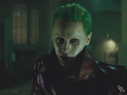 Jared Leto's Joker looks insane in new Suicide Squad photos