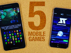 5 Mobile games you need to play right now!