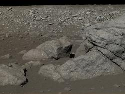 China's lander took some spectacular close-ups of the moon