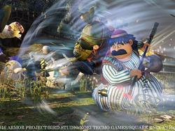Classic Dragon Quest characters return in Dragon Quest Heroes II debut trailer