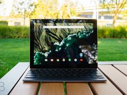 Google Pixel C review: Amazing hardware, frustrating software