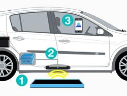 Google wants to add wireless charging to its self-driving cars