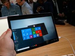 Huawei MateBook hands-on: A Super-skinny Windows 10 laptop/tablet hybrid