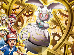 Nintendo officially reveals the 722nd Pokémon, Magearna