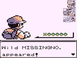 MissingNo can still be captured in the Nintendo 3DS versions of Pokémon Red and Blue