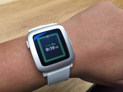 Pebble update adds more powerful health tracking features