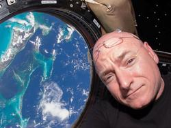 After nearly a year in space, Scott Kelly prepares for his return
