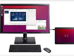 First Ubuntu tablet can turn into a full computer
