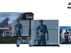 Nathan Drake looks so blue on this Uncharted 4 PS4 bundle