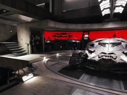Go inside the Batcave with Google Maps Street View