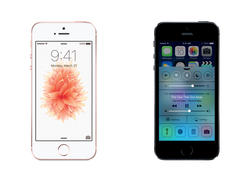 iPhone SE vs iPhone 5s spec shootout - A huge upgrade for a small phone