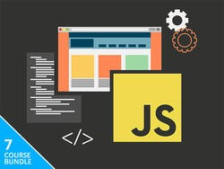 Your one-stop JavaScript Bootcamp - only $39