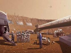 """Mars World"" simulation to bring Mars to Las Vegas"