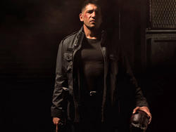 The Punisher's first teaser drops in time for the Defenders