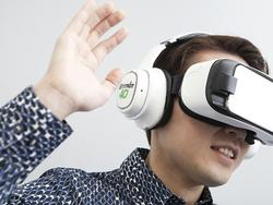 Samsung's new VR headphones make you feel like you're moving