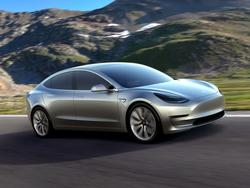 Tesla missed its third quarter Model 3 production goal by 81-percent