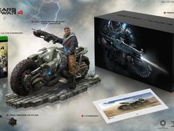 Of course Gears of War 4 has a $249 collector's edition