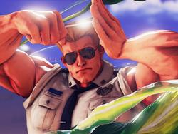Guile's Theme goes with everything, even his Street Fighter V trailer