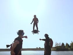Incredible Flyboard Air hoverboard really works, here's how
