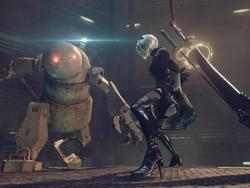 NieR: Automata TGS 2016 trailer, confirmed for release in February