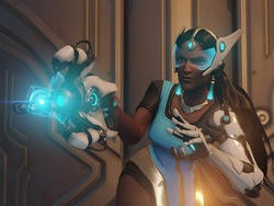 Overwatch: Big changes considered for Symmetra, the least used character