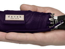 Kickstart this rugged smart umbrella that fits in your pocket