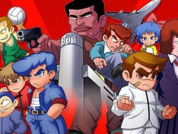 River City: Tokyo Rumble confirmed for US release be Natsume