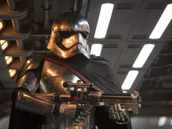 Before The Last Jedi, we'll be learning a lot more about Captain Phasma