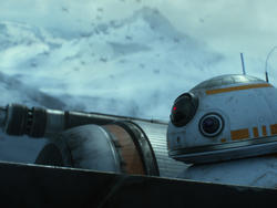 The Dark Side of the Moon syncs eerily well with Star Wars: The Force Awakens