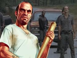 Voice actor of GTA V's Trevor appeared in The Walking Dead