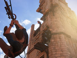 Uncharted 4: A Thief's End trailer - He's meant for this life