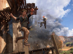 Uncharted 4's street date was broken due to theft, Sony says
