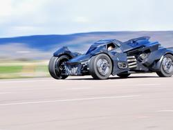 Drivable Batmobile from Arkham Knight will scare your neighbors, is cooler than the Tumbler
