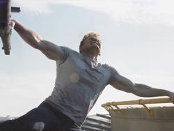 Cap pulls a helicopter out of the air in new Captain America: Civil War clip