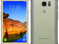 Galaxy S7 Active leak reveals an ugly new design in gold