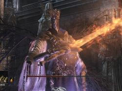 Dark Souls III player 1-hit-KOs game's toughest boss with epic punch to the face