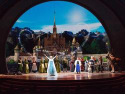 Disney's 'Frozen - Live at the Hyperion': A high-tech and highly enjoyable musical