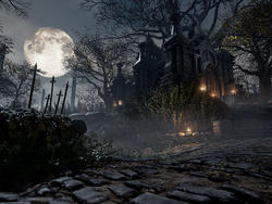 Bloodborne's environments remade in Unreal 4 by DICE employee for fun