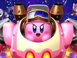 Kirby Planet Robobot review: Armed with a mech